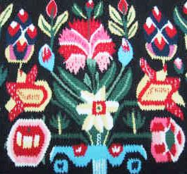 絵織物作品